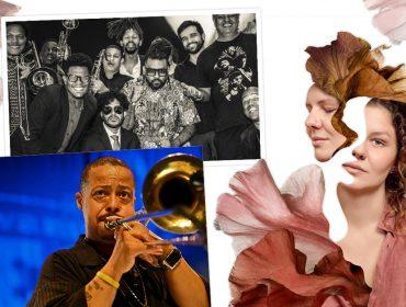 Alerta para jazz da melhor qualidade no palco do Blue Note esta semana