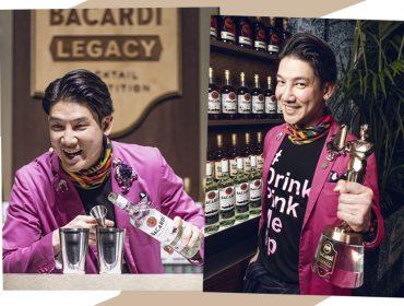 Bacardi Legacy Cocktail Competition: Bangkok brilha e ganha com melhor drink