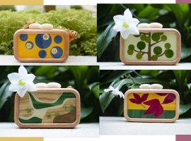 Sy&Vie apresenta coleção 'Nature-à-Porter' com bolsas que são puro charme. Dá uma espiada!