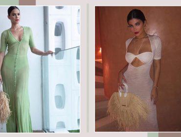 Bruna Marquezine copia look de Kylie Jenner para prestigiar a amiga Sasha Meneghel