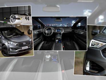 Ford inicia as vendas do Edge ST, o SUV premium com pegada esportiva