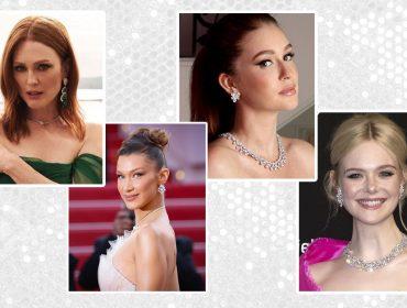 Brilho e muitos milhões de dólares! Confira as joias mais incríveis que deram pinta no red carpet de Cannes