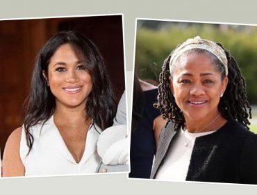 Tal mãe, tal filha: primeira foto depois do parto mostra que Meghan Markle é igual a sua mãe, Doria Ragland
