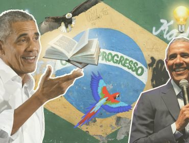 No dia em que Barack Obama faz 58 anos, 10 frases inspiradoras ditas durante sua última passagem pelo Brasil