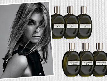 Hora de ousar: Carine Roitfeld cria linha de perfumes inspirada em seus amores