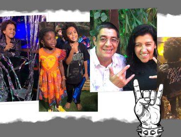 Rio ferve com festinhas de aniversário dos filhos de Regina Casé, Cauã Reymond e Grazi Massafera. Vem ver!
