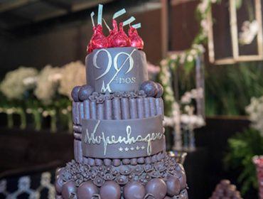 Kopenhagen vai surpreender os convidados do nosso bday com novidades deliciosas