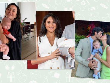 Glamurama entrega as celebs que vão comemorar o primeiro Dia das Mães com seus bebês no colo