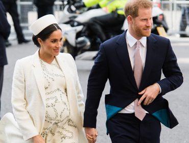 É menino! Primeiro filho de Meghan Markle e Harry é taurino como a rainha Elizabeth II