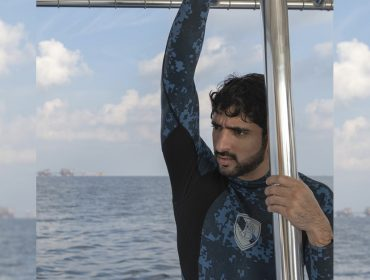 Sem alarde, um dos solteiros mais cobiçados do mundo, o príncipe-herdeiro de Dubai, acaba de se casar. Vem!