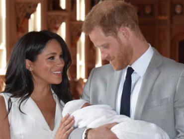 Meghan Markle contrata uma massagista full time para o pequeno Archie. Entenda!