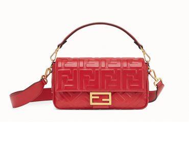 Desejo do Dia: baguette vermelha da Fendi é puro luxo e ousadia