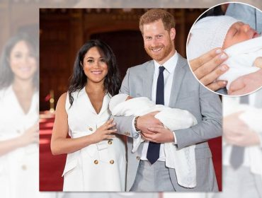 Archie Harrison Mountbatten-Windsor! Enfim, Meghan Markle e Príncipe Harry revelam o nome do filho