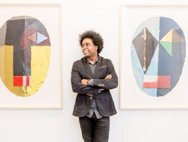Inauguração de exposição de Alexandre Arrechea na galeria Nara Roesler do Rio