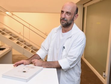 Lançamento de livro, performance e abertura de exposição Carlos Bevilacqua na Fortes D'Aloia & Gabriel