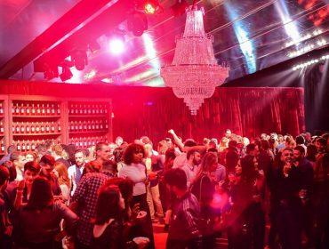 Campari armou a festa em São Paulo para comemorar 100 anos do drink Negroni