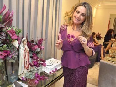 Giovana Dias celebra sucesso do primeiro ano de sua loja com agito dos bons