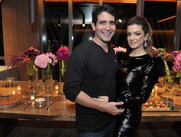 Melissa Prado comemora aniversário com get together na V.House