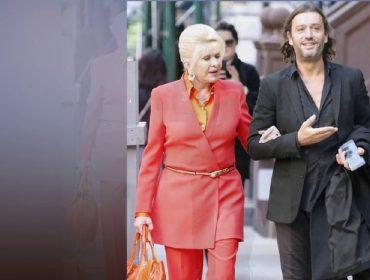 """Ivana Trump, a ex mais famosa de Donald Trump, está solteira novamente e declara: """"Não quero mais namorar"""""""