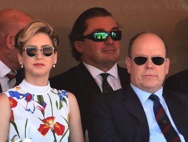 """Filha ilegítima do príncipe Albert de Mônaco vai atuar em """"The Marvelous Mrs. Maisel"""""""