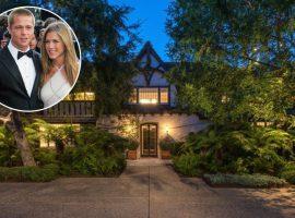 Colocada à venda em abril, mansão que já foi de Jen Aniston e Brad Pitt ganha descontão de R$ 27,3 mi