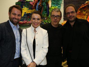 Talk de Nuno Ramos e Marcello Dantas agitou a Galeria Kogan Amaro em Zurique