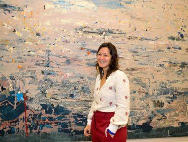 """Marina Rheingantz faz abertura da mostra """"Todo mar tem um rio"""""""