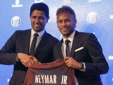 """Palavra de ordem no Paris Saint-Germain sobre o """"escândalo Neymar"""" é silêncio. Aos fatos!"""