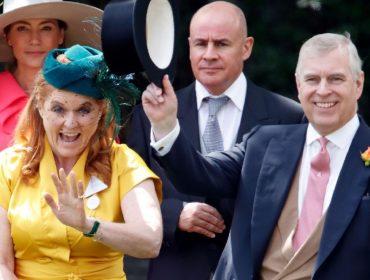 """""""Somos mais que amigos"""", afirma Sarah Ferguson sobre a relação com o príncipe Andrew, seu ex"""