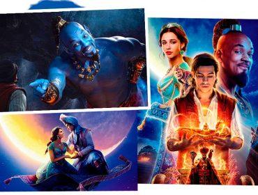 O que esperar de Aladdin, o novo sucesso das telonas? Vem que a gente conta…sem spoiler!