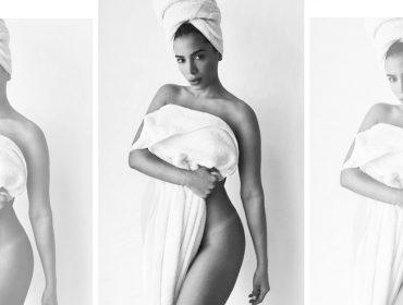 """Anitta posa para a série """"Towels"""" do fotógrafo Mario Testino e fãs comentam: """"Queen"""""""