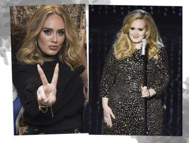 Descobrimos o segredo da nova silhueta de Adele! Saiba tudo aqui…