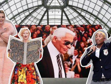 Saiba tudo o que aconteceu no evento 'Karl For Ever', que juntou poderosos no Grand Palais em Paris