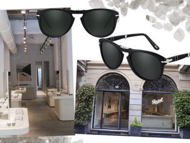 Persol desembarca em Milão com concept store temporária. Aos detalhes!