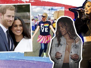 No mês do Orgulho LGBTQ+ o príncipe Harry e Meghan Markle celebram a diversidade…