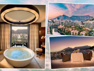 Resort de luxo na Cidade do Cabo é a dica de Álvaro Garnero para desbravar a África do Sul