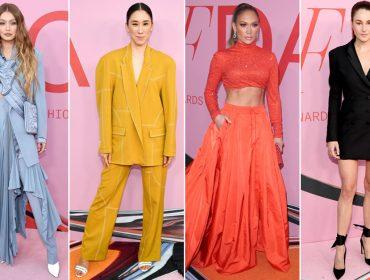 De Jennifer Lopez a Gigi Hadid: as mais bem vestidas da semana para você se inspirar