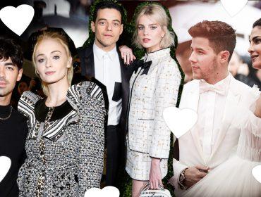 Para comemorar o Dia dos Namorados, Glamurama listou celebs apaixonadas que combinam amor e estilo