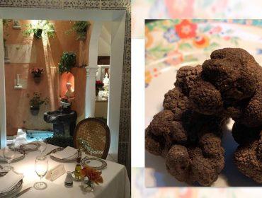 Jantar dos namorados do La Tambouille celebra o amor com trufas negras de Norcia