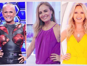 Xuxa, Angélica e Eliana combinando pelo WhatsApp uma viagem juntas e sem os maridos? Vem saber…