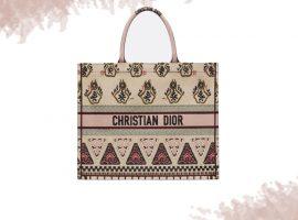 Desejo do Dia: a Book Tote Bag, nova e supercharmosa bolsa da Dior