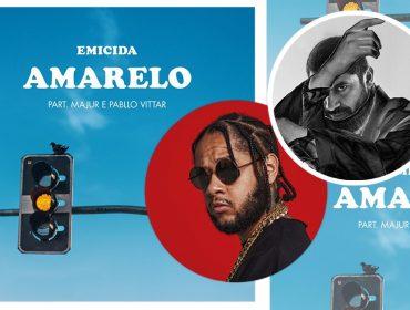 Emicida vai homenagear Criolo em novo single ao lado de Pabllo VittareMajur