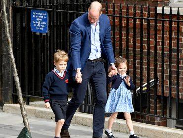 Príncipe William garante que não se importaria de maneira nenhuma se um de seus filhos fosse gay
