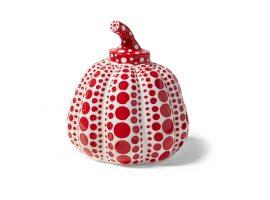 Lá em Casa: As abóboras inspiradas nas obras de Yayoi Kusama da coleção MoMa
