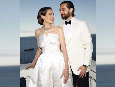 Casamento de Charlotte Casiraghi e Dimitri Rassam agitou Mônaco nesse fim de semana. Aos detalhes