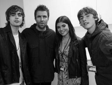 Liam Gallagher revela ter quatro filhos, com quatro mulheres diferentes, e fala de sua relação com eles