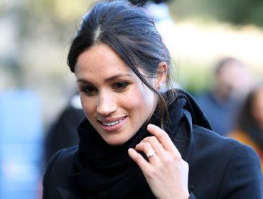 Meghan Markle reformou o anel de noivado criado pelo Príncipe Harry. Dizem que 'americanizou' a joia!