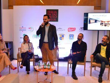 """""""Itália em São Paulo"""" reúne empresários de diferentes áreas nesta terça, no JK Iguatemi"""