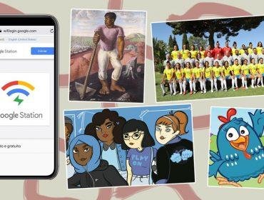 Google apresenta novidades que envolvem desenvolvimento social, arte, empoderamento, capacitação e mais