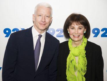 Anderson Cooper, um dos jornalistas mais ricos dos EUA, fica ainda mais milionário